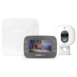 "AC337 Angelcare®  Baby Movement, Sound and Video Monitor, 4.3"" Screen"