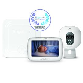 "AC527 Angelcare® Baby Movement, Sound and Video Monitor, 5"" Touchscreen"