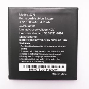 Battery for Parent Unit - AC327, AC337, AC527, AC320 Monitors