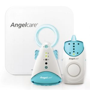 Angelcare AC601 Baby Breathing Movement and Audio Monitor with Wired Sensor Pad