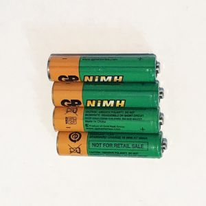 Battery for Parent Unit - 4 X AAA NIMH
