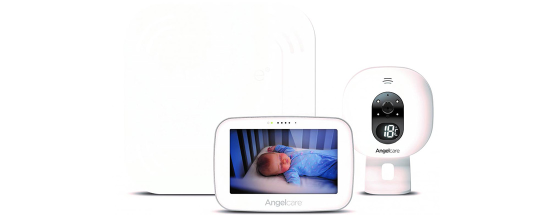 Our AC517 Baby Breathing Monitor on TV